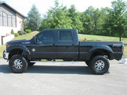 2015 Ford F-250 Lariat FX4 Lifted